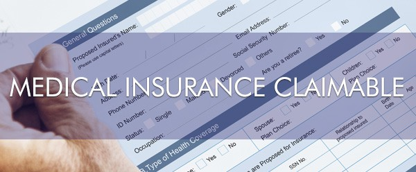 Medical Insurance Claimable
