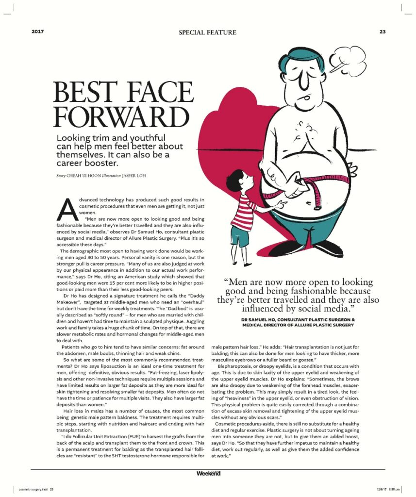 Special Feature by Business Times Singapore